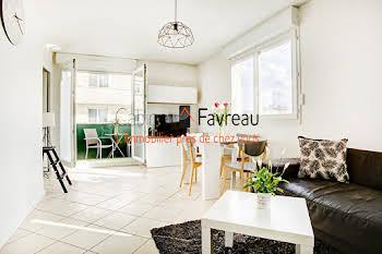 Appartement 2 pièces 44,44 m2