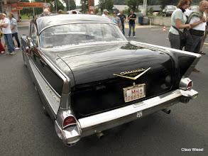 "Photo: '57 Bel Air ""The Duke"""