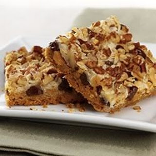 Magic Cookie Bars From Eagle Brand®.