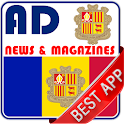 Andorra Newspapers : Official icon