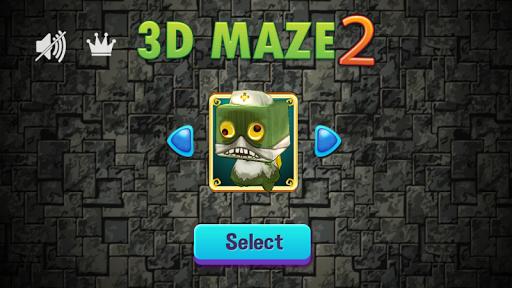 3D MAZE 2 The Labyrinth