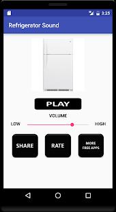 Refrigerator Sound - náhled