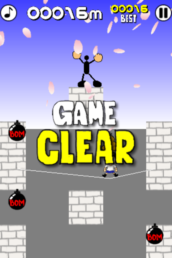 Super Wall Climber- screenshot