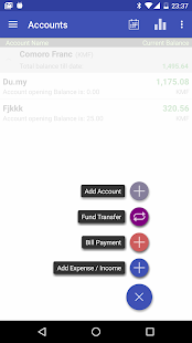Just Money - Expense Manager- screenshot thumbnail