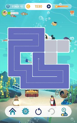 Puzzle Aquarium 31 screenshots 13