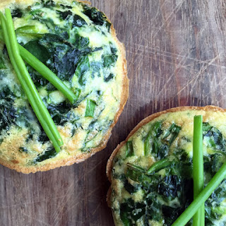 Mini Spinach And Cheese Quiche Recipes