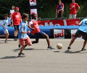 Kom  naar de afsluiter van de Lotto Street Soccer in Vilvoorde