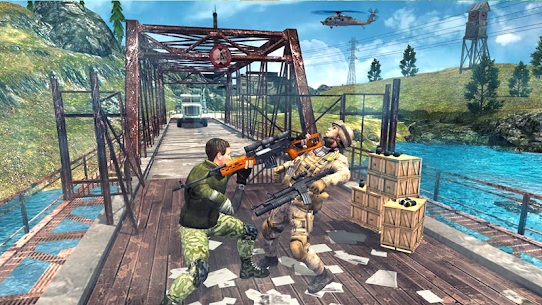 Border War Army Sniper 3D 1.0 Mod APK Updated Android 3