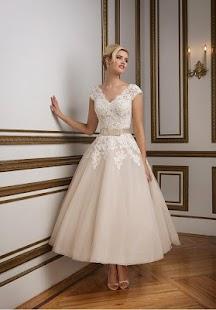 1950s Style Wedding Dresses Screenshot Thumbnail