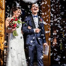 Wedding photographer Vira Kosina-Polańska (ViraKosinaPola). Photo of 25.05.2017