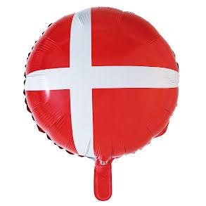 Folieballong, Danmark rund