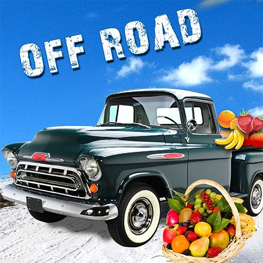 Off-Road Snow Truck