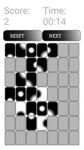 Squares Puzzle - náhled