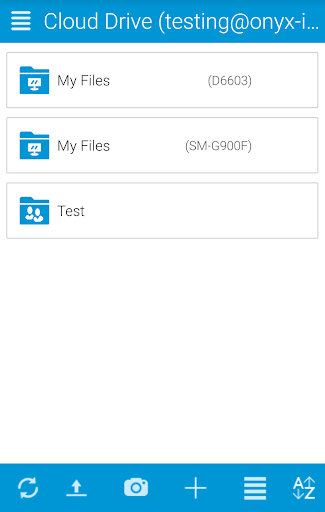 ONYX-IT Cloud Drive Apk Download 2