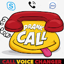 Voice changer during call v 1