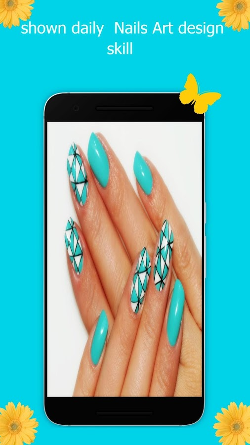 Nail art book designs android apps on google play nail art book designs screenshot prinsesfo Image collections