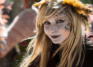 Photo: Kit Kat Faerie A fun weekend at the Sherwood Forest Renfest. I love shooting all the characters, but especially the faeries.
