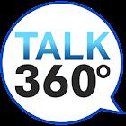 Talk360  - 国际通话 icon
