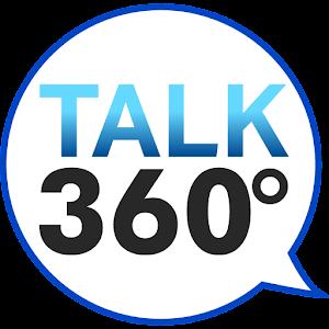 Talk360 � Cheap Calls App Icon