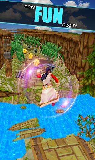 Princess Run Royal Street Chase - Gold Run Game 1.0.2 5