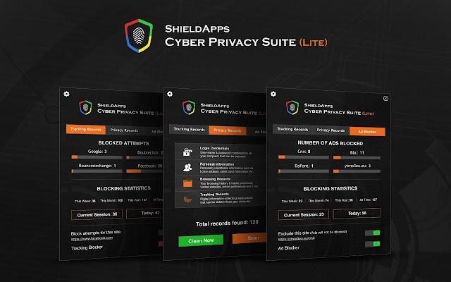 Cyber Privacy Suite Lite version