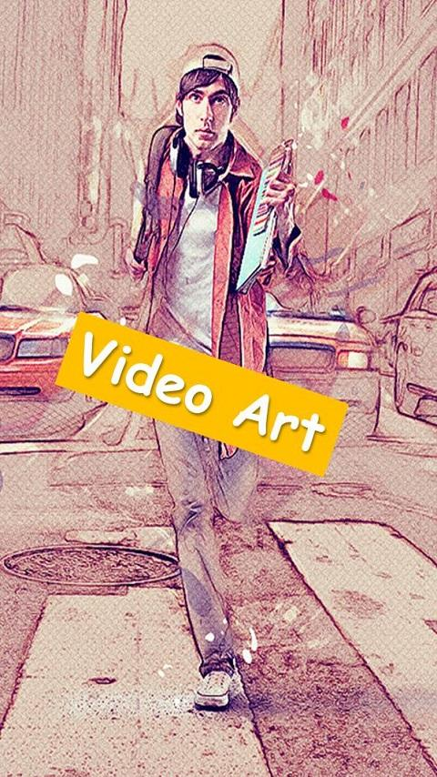 Screenshots of PopCam: photo art editor for iPhone