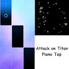 toque de piano - Attack on Titan icon