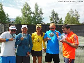 Photo: RVR Tennis Classic Men's Double