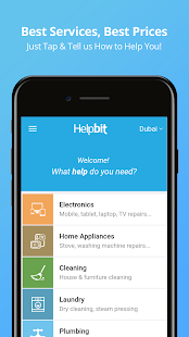 Helpbit- Electronics Repair & Home Services in UAE - náhled
