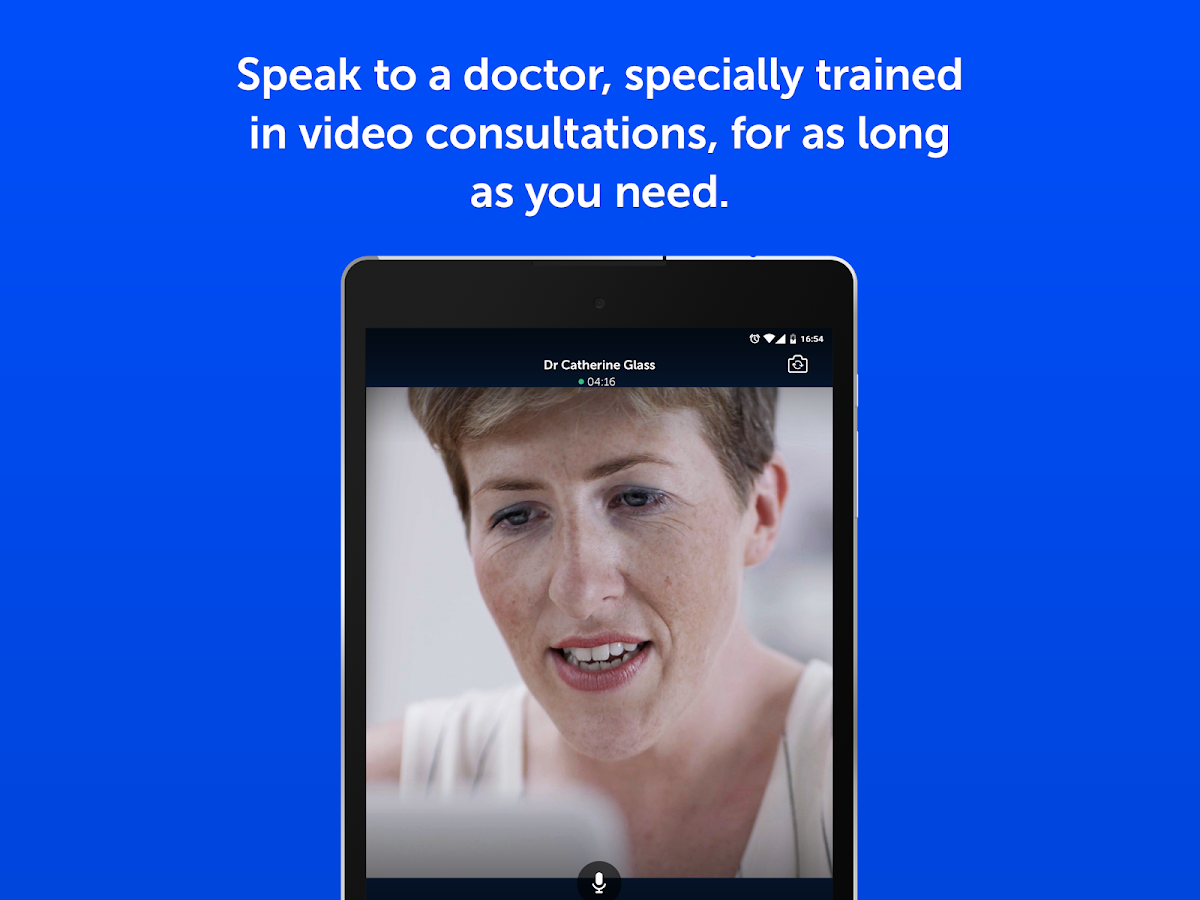 Doctor Care Anywhere- screenshot