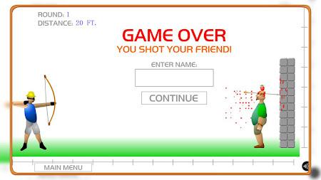 Apple Shooter Blood 1.0.7 screenshot 641319