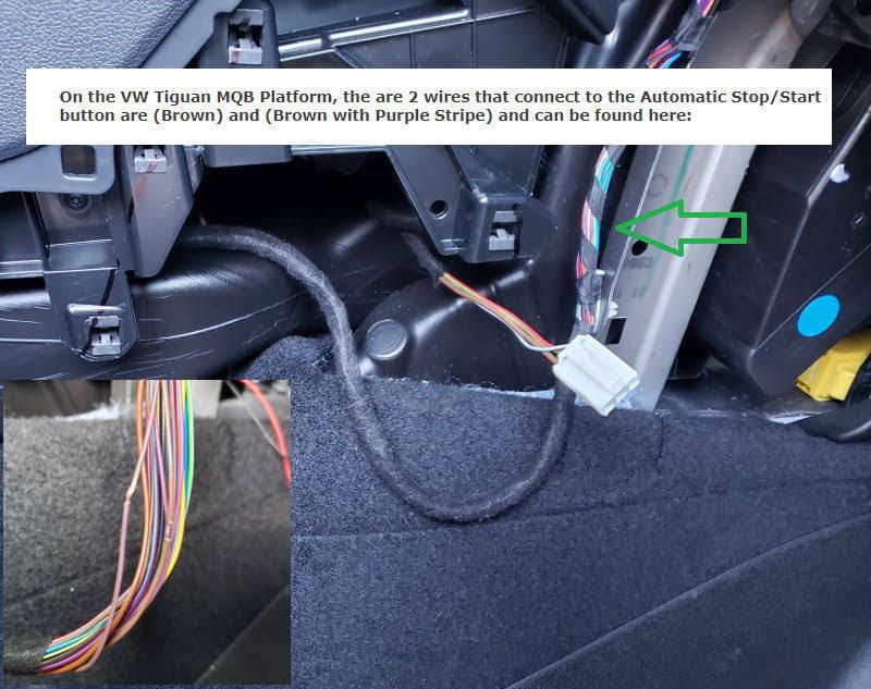 VWVortex com - MOD: Auto Disable engine stop-start system