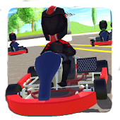 Extreme Kart Racing Simulator