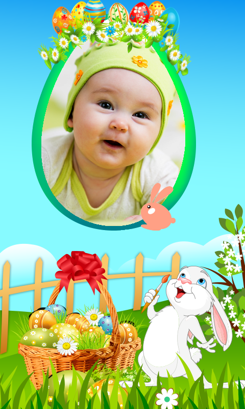 easter photo frames 2017 screenshot