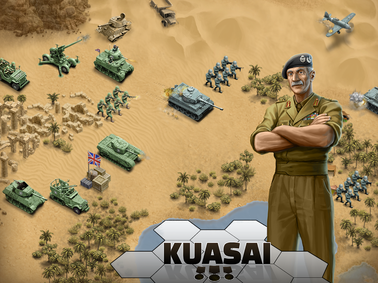 1943 Deadly Desert Premium- screenshot