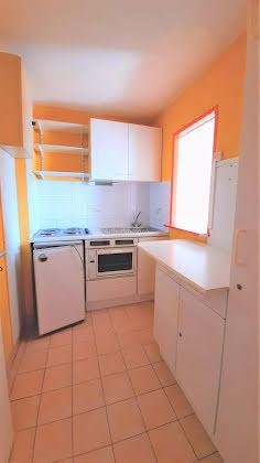 Vente appartement 2 pièces 37,33 m2