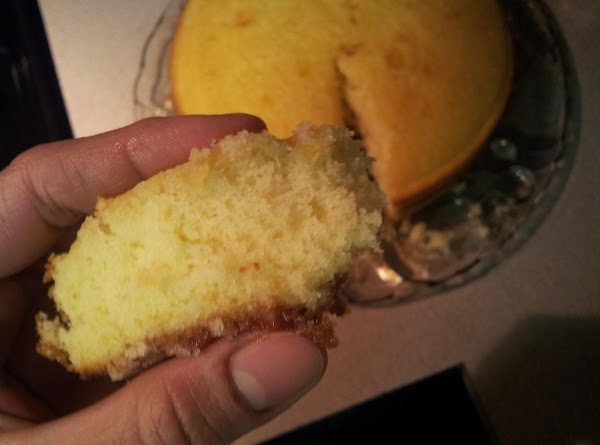 Always Moist Yellow Cake Recipe