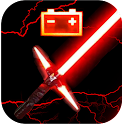 NEW Lightsaber Battery Widget icon