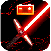 NEW Lightsaber Battery Widget