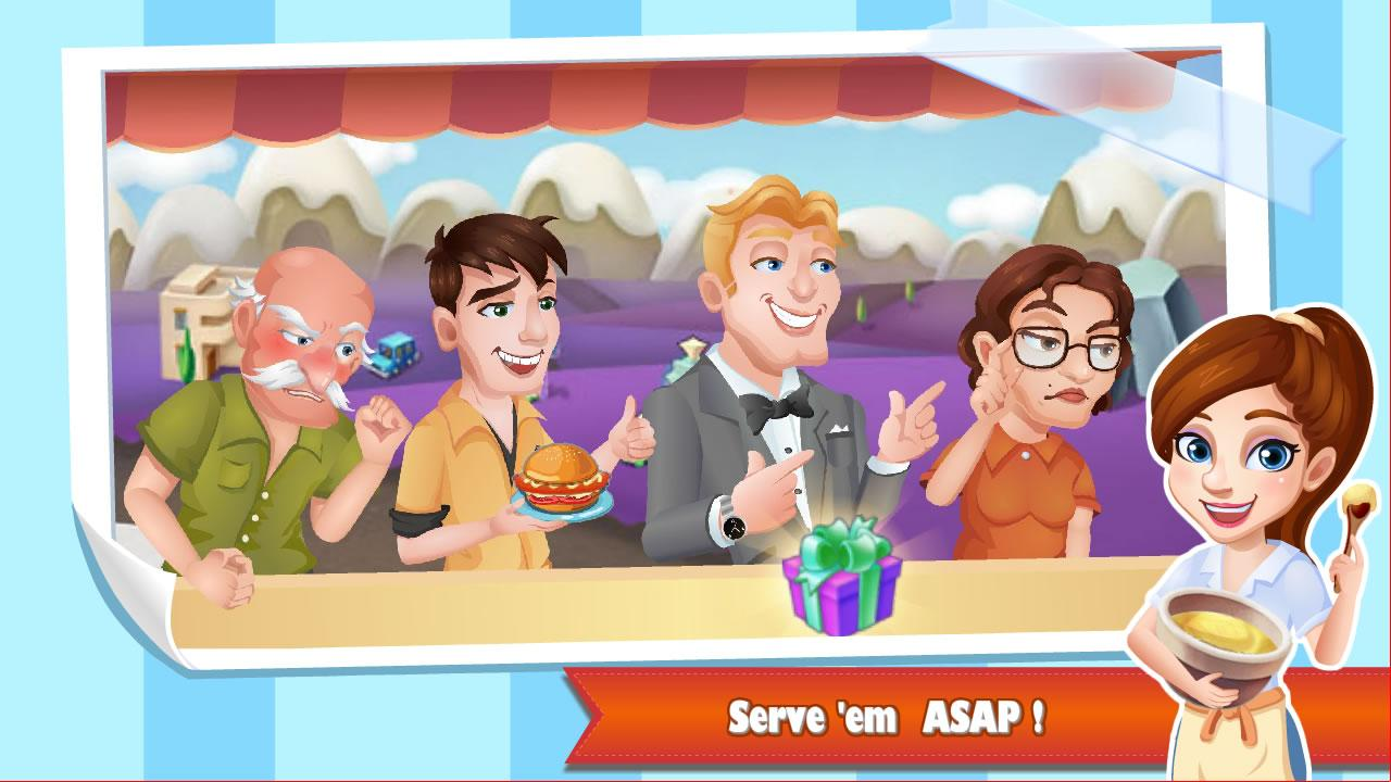 Rising Super Chef:Cooking Game- screenshot