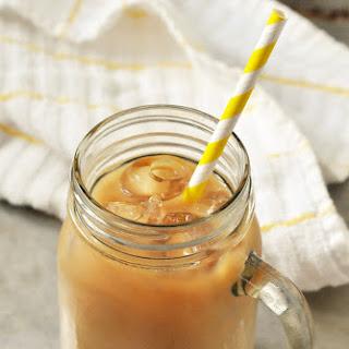 Last Minute Iced Coffee
