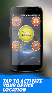 Najít telefon sledování  telefon lokalizace mobilu - náhled