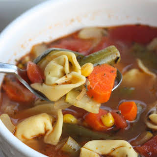 Chicken Vegetable Soup Scratch Recipes.