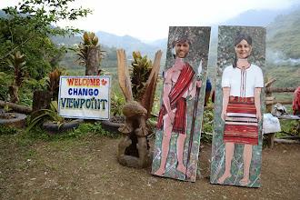 Photo: Young couple of Ifugao tribe