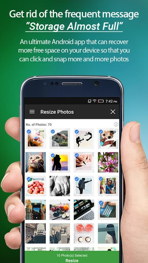 Resize Photos- screenshot