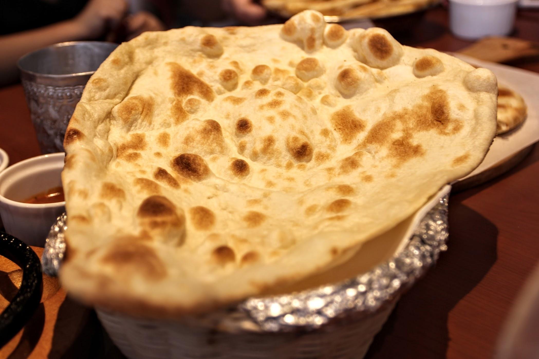 印度原味烤餅