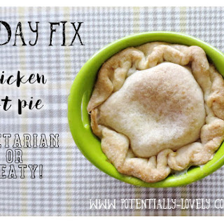 21 Day Fix Chicken Pot Pie Container Count