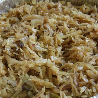 Sautéed Cabbage With Garlic