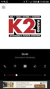 K2 Radio - Wyoming's Radio Station - Wyoming News - náhled