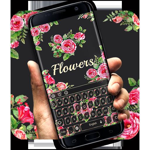 Flowers Keyboard Apps On Google Play